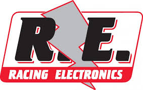 RE logo