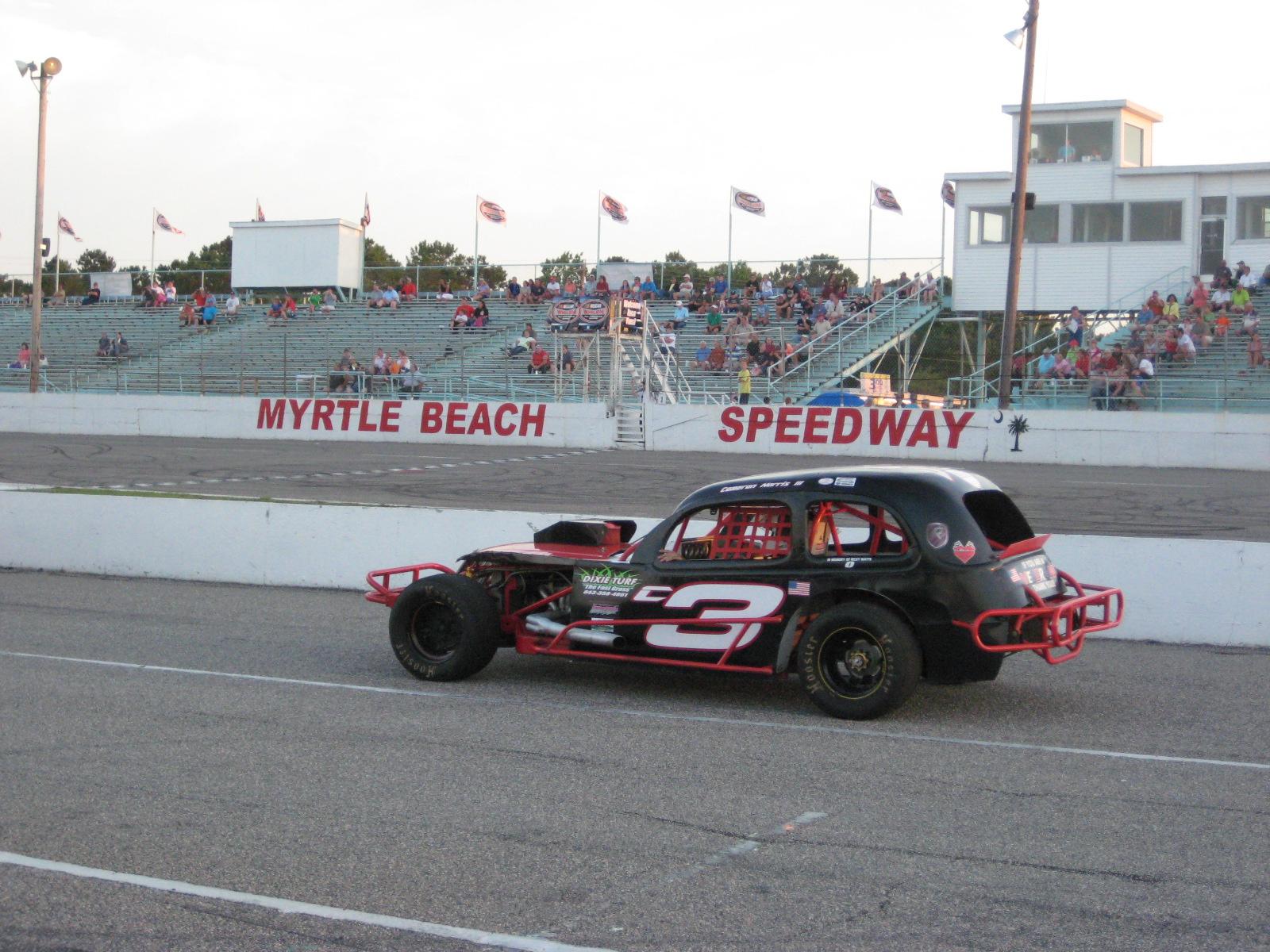 Myrtle Beach Speedway Schedule