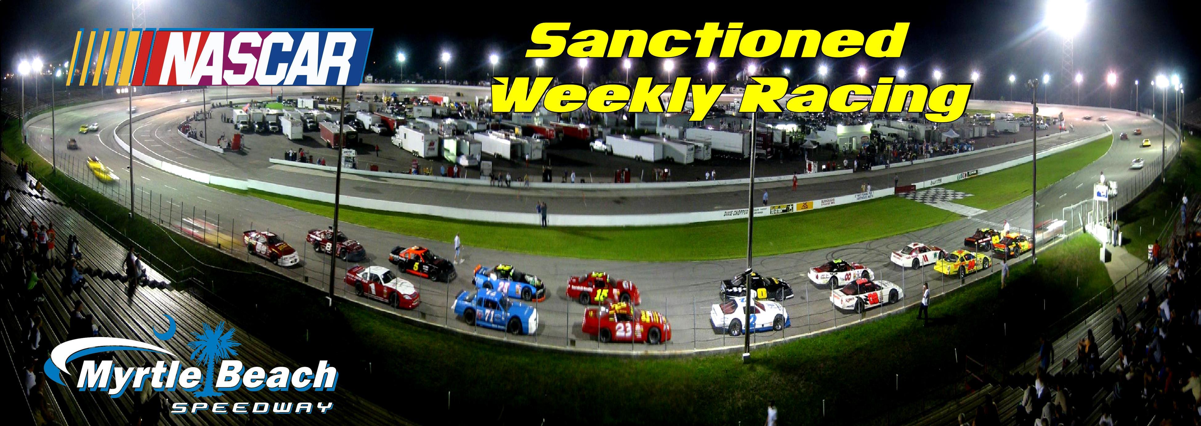 Nascar racing myrtle beach sc weekly racing nascar racing for Texas motor speedway driving experience