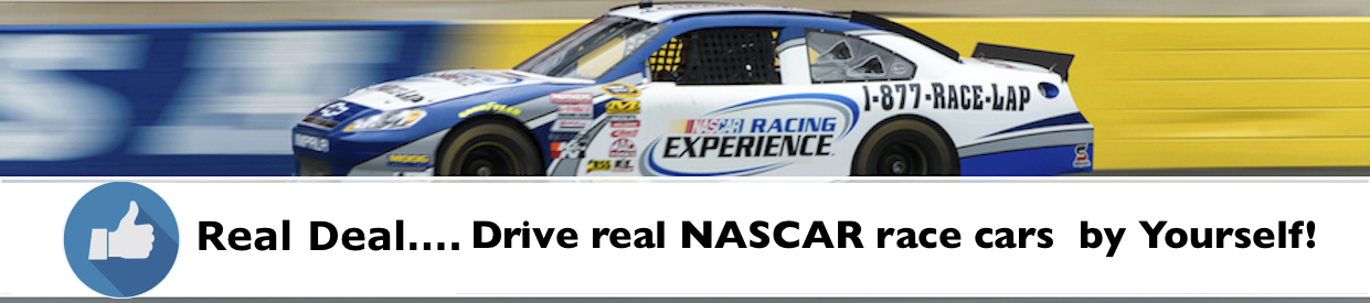 September 26, 2014 Concord, North Carolina NASCAR Racing Experience at Charlotte Motor Speedway