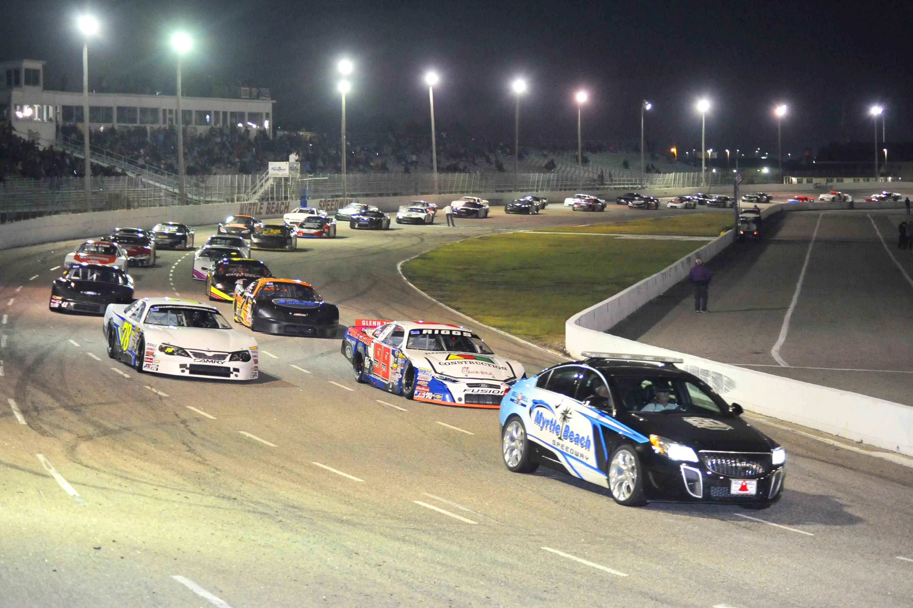 About Myrtle Beach Speedway
