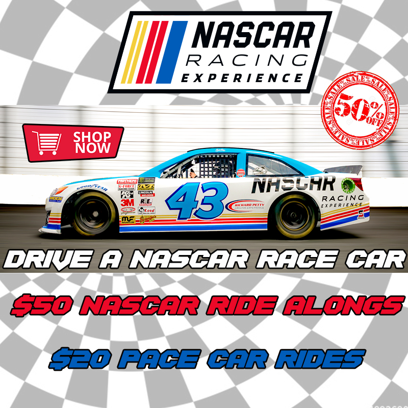 Find us at Myrtle Beach Speedway!
